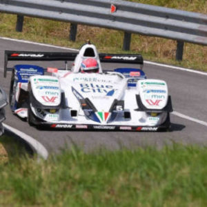 Vittoria con record per Merli a Gubbio – 9° Appuntamento Campionato Italiano Velocità in Montagna