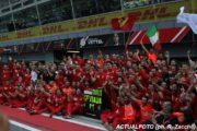 F1 Monza 2019 gara gallery
