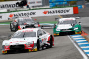 Seventh heaven: Rast racks up another win at Hockenheim