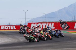 Rea makes the double on Sunday in Argentina