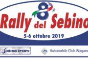 8° RALLY DEL SEBINO: UN FESTIVAL DEI MOTORI PRONTO AD ANIMARE LE STRADE BERGAMASCHE