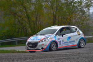 5° Rally del Piemonte. Lo spettacolo va in scena qui