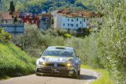 Movisport al via in Maremma:  Rudy Michelini cerca il bis con la Polo R5 ed il poker in gara