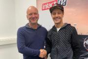 Dominique Aegerter wechselt in den MotoE™ World Cup