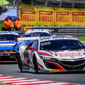 Podium pace but luckless race for Honda Team Motul at Kyalami 9 Hour