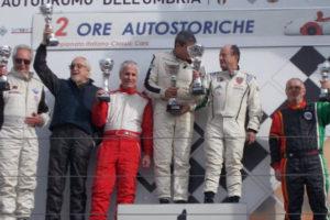 """La conclusione del Campionato Italiano Autostoriche regala una festa doppia a Loris Papa con il successo nella """"2 Ore"""" di Magione"""