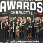 #NWES READY TO CELEBRATE AT THE #NASCAR HALL OF FAME