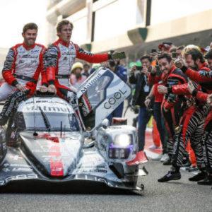 FIA  WEC – REBELLION Racing wins the 4 Hours of Shanghai