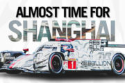 Heading to the 4 Hours of Shanghai REBELLION Racing is moving to China for the third round of the FIA #WEC season. The Swiss Team will enter one car in LMP1 category.