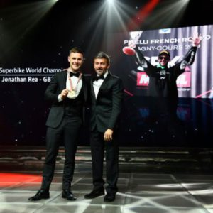 2019 World Champions celebrated at the FIM Awards