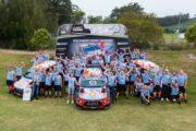 Monza Rally Show, al Masters' Show sfida tra quattro piloti Hyundai con le i20 WRC