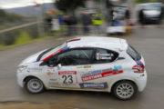 """Christopher Lucchesi al top nel rally """"della Fettunta"""""""