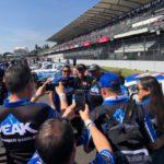 Loris Hezemans vede il lato positivo di un weekend complicato nella NASCAR Peak Mexico Series