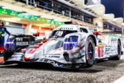 REBELLION Racing ended the year with a podium at the 8 Hours of Bahrain