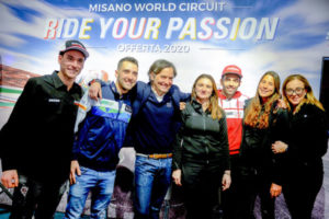 IL 2020 AL MISANO WORLD CIRCUIT