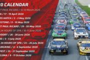 Preparations accelerate ahead of 2020 GT World Challenge Europe season
