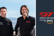 GTWorldChallenge – SRO Motorsports Group names Amazon Web Services (AWS) official presenter of GT World Challenge