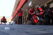 Rollercoaster testing week ends at Portimao for WorldSBK