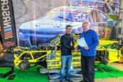 Vilarino con DF1 Racing per la stagione 2020 della Euro NASCAR