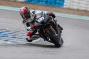 Jerez Test - Day 1 Jerez test sees Haslam and Honda on top in WorldSBK as day one closes