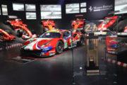 Les 24 Heures du Mans au Musée Ferrari