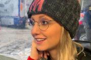 A Cervinia Tamara Molinaro si unisce ai tanti protagonisti di The Ice Challenge 2020