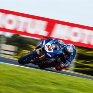 Razgatlioglu fastest after day one of the Phillip Island Official Test