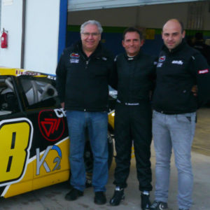 Gianni Morbidelli pronto al debutto in EuroNASCAR con CAAL Racing