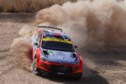 Movisport al Rally del Messico:  Gryazin, missione compiuta.