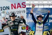 Giorgio Maggi e Vittorio Ghirelli divideranno la Mustang #18 del team Hendriks Motorsport