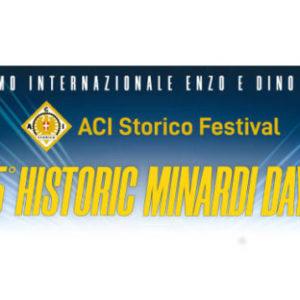 Riprogrammazione Historic Minardi Day