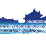 3° Rally di Salsomaggiore Terme 1-2 Agosto 2020 CRZ coeff. 1,5 – Sono ufficialmente aperte le iscrizioni