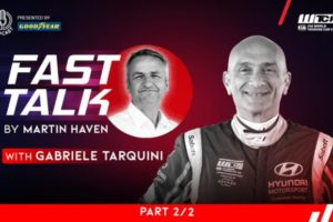 Part two of Gabriele Tarquini's #WTCR Fast Talk podcast presented by Goodyear now available