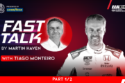 Monteiro's WTCR Fast Talk podcast presented by Goodyear: the world champion who never was