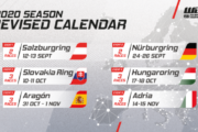 WTCR aims for 16 races over 6 events with a 100% European calendar