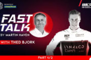Self-funded self-belief: The Björk story that was supposed to happen on #WTCR Fast Talk presented by Goodyear