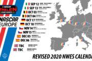 I motori tornano a ruggire: La NWES svela il nuovo calendario 2020