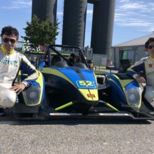 Davide Amaduzzi, Lorenzo Capecchi e il team Emotion Motorsport pronti a ripartire