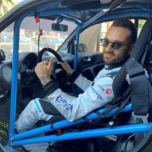 CITYCAR Bari entra nella smart e-cup con Francesco Savoia
