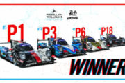 REBELLION WILLIAMS ESPORTS wins the first edition of the Virtual 24 Hours of Le Mans
