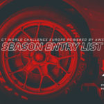 Competitive grids confirmed as GT World Challenge Europe Powered by AWS returns to action