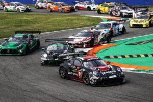 Tripletta Porsche alla Hankook 12H Monza