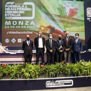 A Monza il Gran Premio del cuore