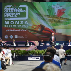 F1 a Monza fino al 2025: dalla conferenza di presentazione del GP 2020