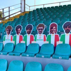Formula 1 Gran Premio d'Italia 2020, tifosi virtualmente presenti all'Autodromo Nazionale Monza per una gara di solidarietà