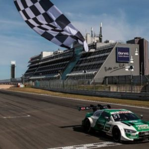 A strong comeback: Nico Müller unwaveringly on title course after Nürburgring win
