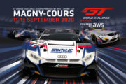 Sprint Cup campaign reaches halfway mark as GT World Challenge Europe Powered by AWS heads for Magny-Cours