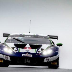 Emil Frey Racing Lamborghini dominates GT World Challenge Europe Powered by AWS qualifying at Zandvoort
