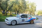 2^ COPPA CITTA' DI PISTOIA:  VITTORIA SICURA DI GUARDUCCI-MIGLIORATI (BMW M3)