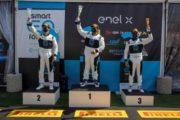 #smart #EQ fortwo e-cup – De Pasquale e Ferri portano alla vittoria RSTAR Palermo e Merbag